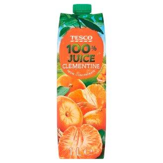 Tesco 100% mandarinková šťáva odrůdy klementinka 1l