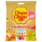 Chupa Chups The Best of Cola, Milky, Fruit Assorted Flavour Lollipops 8 x 12g