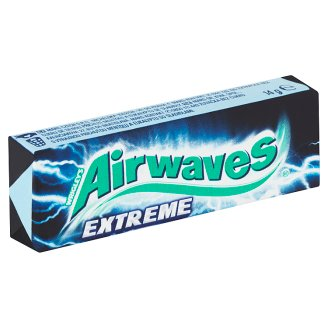 Wrigley's Airwaves Extreme 10 pcs 14g