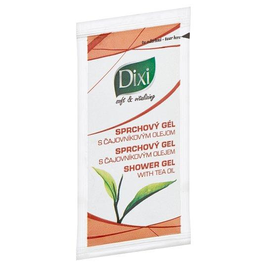 Dixi Sprchový gel s čajovníkovým olejem 10g