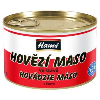 Hamé HaMing Hovězí maso ve vlastní šťávě 397g
