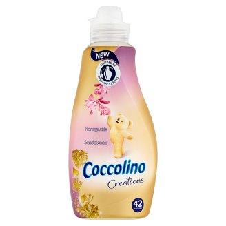 Coccolino Creations Honeysuckle & Sandalwood aviváž 42 praní