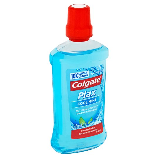Colgate Plax Cool Mint Mouthwash 60ml