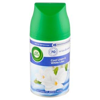 Air Wick Freshmatic Max Automatic Spray Refill Cool Linen & White Lilac 250ml