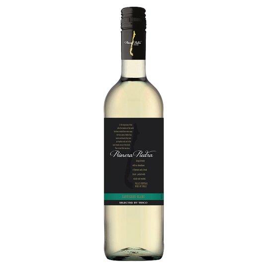 Primera Piedra Sauvignon Blanc víno bílé suché 750ml