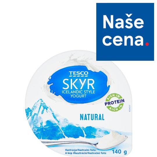 Tesco Skyr Natural 140g