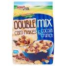 Bona Vita Double mix směs zapékaných müsli s kakaem a kukuřičných lupínků 500g