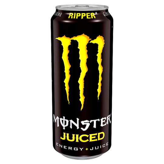 Monster Energy Ripper + Juice Drink 500ml