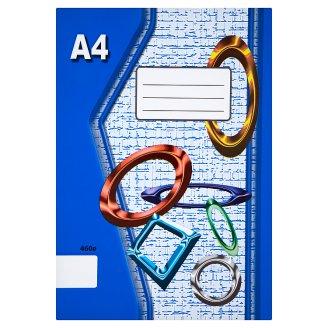 Papírny Brno 460e školní sešit A4 nelinkovaný 60 listů