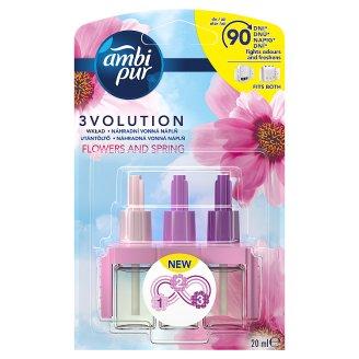 Ambi Pur 3Volution Flowers & Spring Náplň Do Osvěžovače 20ml