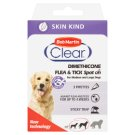 Bob Martin Clear Dimethicone Spot On for Medium and Large Dogs 3 pcs