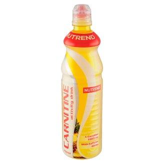 Nutrend Horský Pramen Carnitine activity drink with caffeine příchuť ananas 750ml