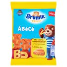 Opavia Brumík ABeCe Mini Biscuits with Vanilla Flavor and white Chocolate Chunks 25g