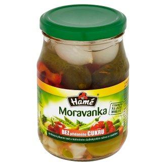 Hamé Moravanka bez přidaného cukru 330g