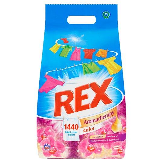Rex Aromatherapy Color 60 praní 4,2kg
