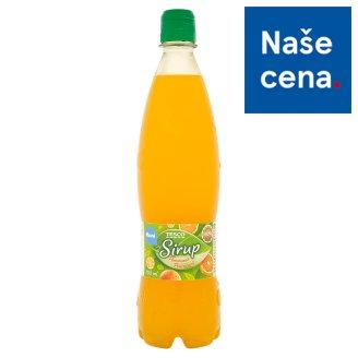 Tesco Sirup pomeranč 700ml