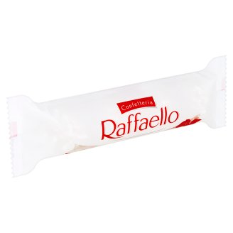 Raffaello Crispy Wafer Decorated with Coconut with Whole Almonds 40g