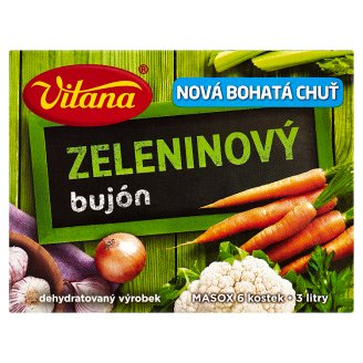 Vitana Vegetable Broth 60g