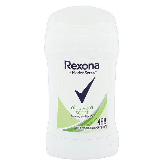 Rexona Aloe Vera Anti-Perspirant Stick 40ml