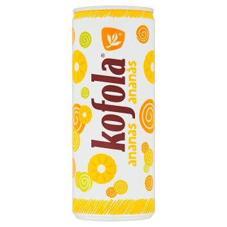Kofola Pineapple 250ml