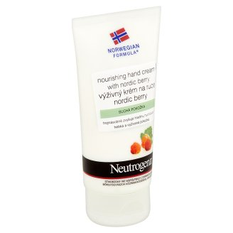 Neutrogena Výživný krém na ruce Nordic Berry 75ml
