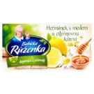 Babička Růženka Ovocno-bylinný čaj heřmánek s medem a citrónovou kůrou 20 x 2g