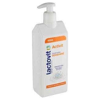 Lactovit Activit Ochranné tělové mléko 400ml
