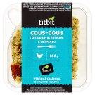 Titbit Cous-Cous with Grilled Chicken and Vegetables 250g