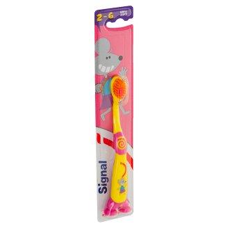 Signal Kids zubní kartáček měkký pro děti