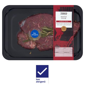 Tesco Grill Beef Steak with Olive Oil 0.200kg