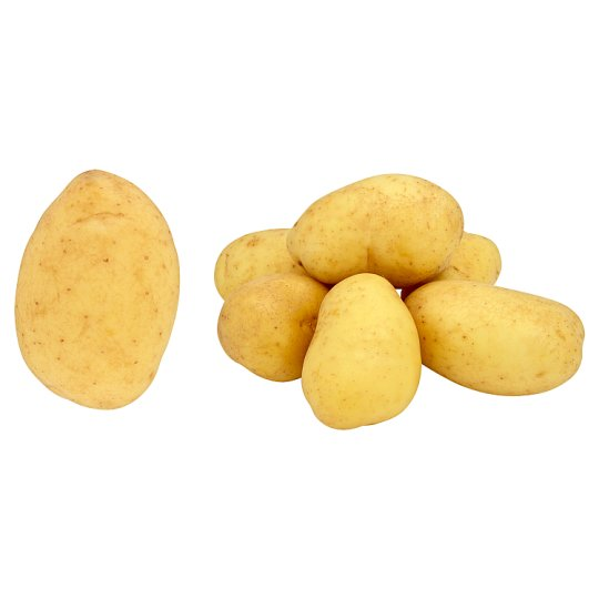 Early Seed Potatoes