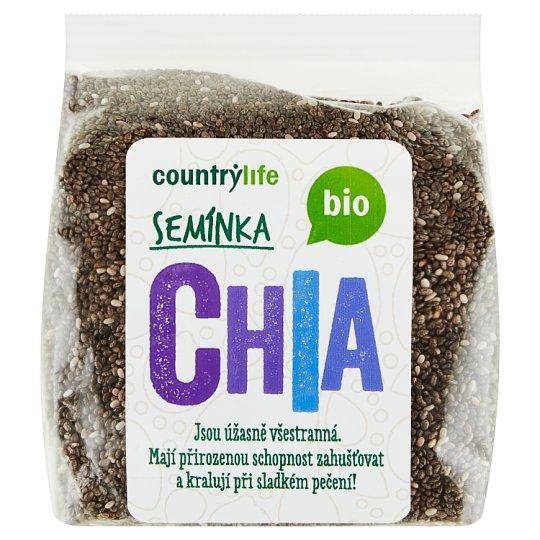 Country Life Organic Chia Seeds 100g