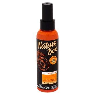 Nature Box tělový olej Apricot Oil 150ml