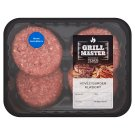 Tesco Grill Beef Burger Classic 0.440kg
