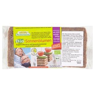 Mestemacher Bio žitný celozrnný chléb se slunečnicovými semeny 500g