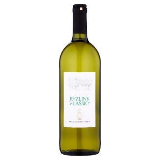 Ryzlink Vlašský Dry White Wine 1L