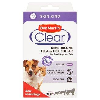 Bob Martin Clear Dimethicone Collar pro kočky a malé psy