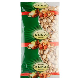 Ensa Roasted Salted Pistachios 500g