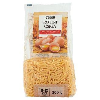 Tesco Rotini 8 vaječné 200g