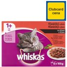 Whiskas Classic Selection in Juice 12 x 100g