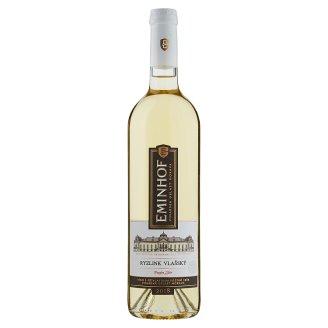Eminhof Ryzlink vlašský bílé víno polosuché 0,75l