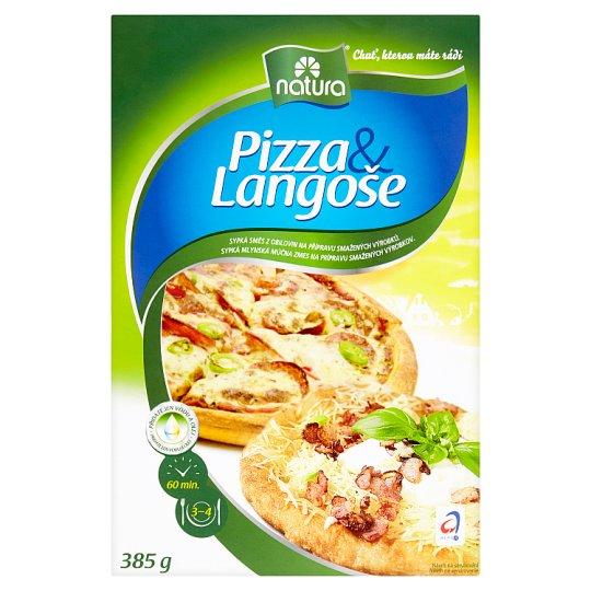 Natura Pizza & Langoše 385g