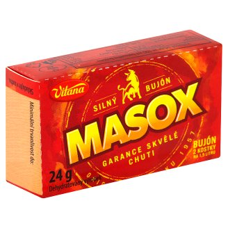 Vitana Masox Bouillon 2 x 12g