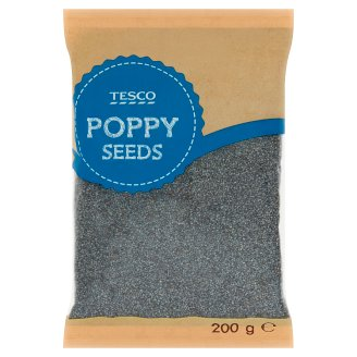 Tesco Poppy Seeds 200g