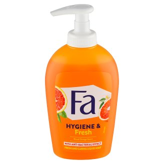 Fa tekuté mýdlo Hygiene & Fresh Orange 250ml