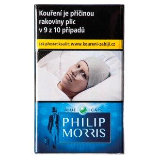 Philip Morris Blue Caps cigarety s filtrem 20 ks