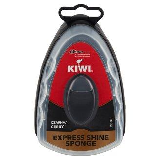 Kiwi Express Shine Sponge for Instant Shine Black 7ml