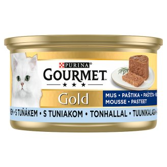 GOURMET Gold Pate with Tuna 85g