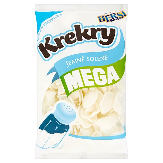 Bersi Snack Mega Soft Salted Cracker 130g
