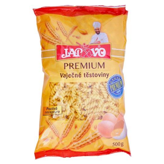 Japavo Premium Těstoviny vřetena malá 500g